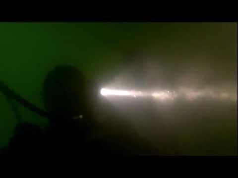 Low Visibility Dive