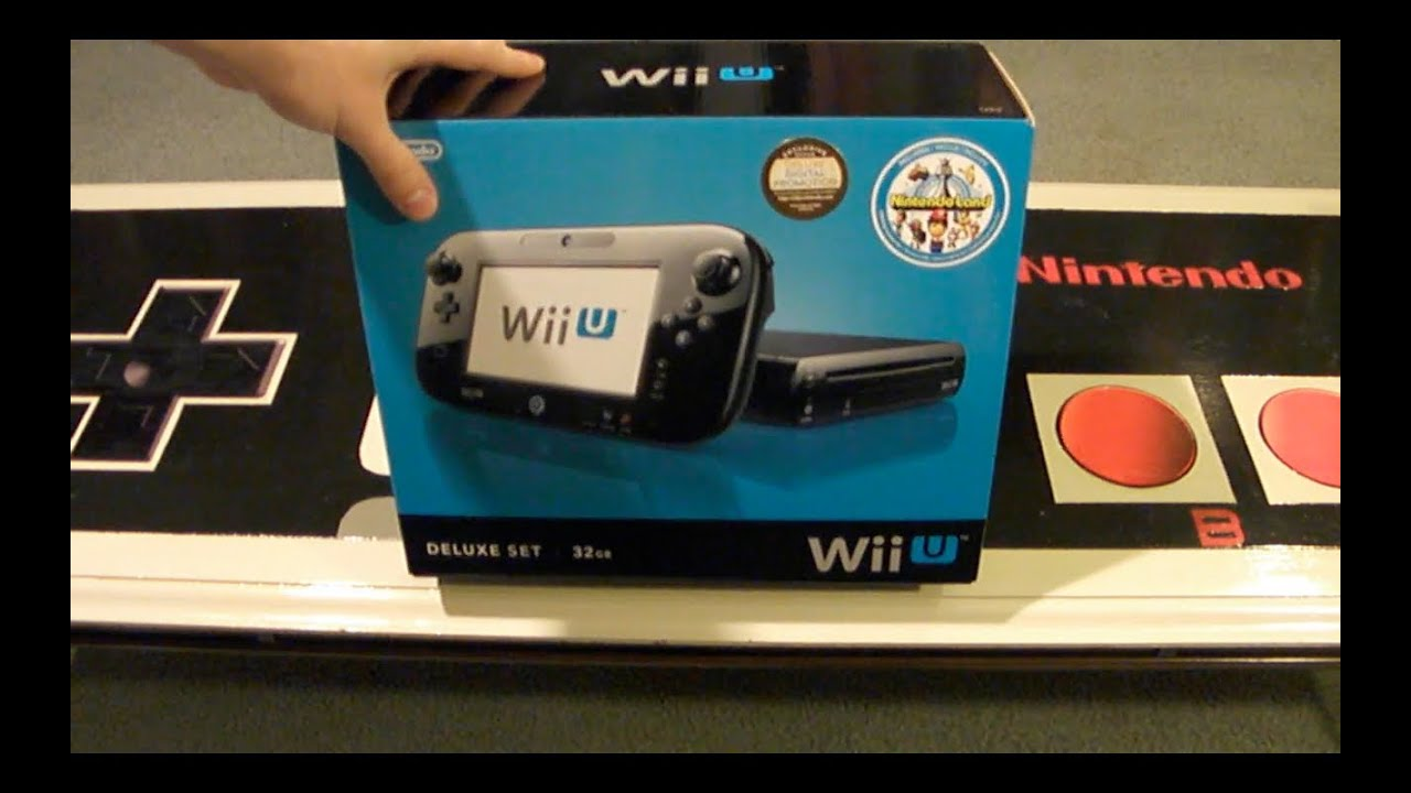 how to watch videos on wii u
