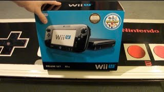 Wii U Unboxing on Launch Day!