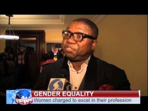 GENDER EQUALITY   WOMEN CHARGED TO EXCEL