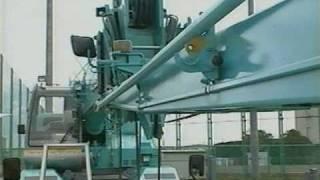 PANTHER250 ジブ格納 ツイスト http://www.hydro-crane.com/油圧式起重...