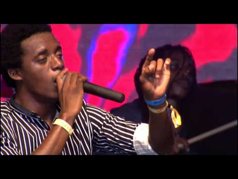 Afro-Latino Festival 2015 Bree (B): Romain Virgo - Fade Away / Another Day / No Money - Live