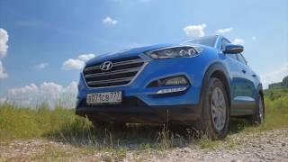 Hyundai Tucson TTX. Моторы. Выпуск 237