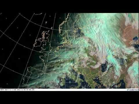 European Weather November 2012