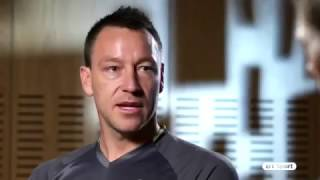 Exclusive: Steven Gerrard interviews John Terry | Full Interview
