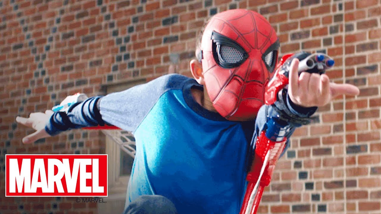 Regreso América 'spiderman De Comercial Casa' Marvel A Oficial Tv Latino eEDIbWH2Y9