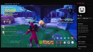 Fortnite Save The World Live Giveaway rn Toutes les 5 invites à l'arme à feu Modded Route à 600 sous-marins!!!!