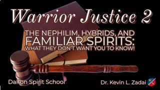 The Nephilim Hybrids \u0026 Familiar Spirits What They Dont Want You To Know