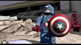 LEGO Marvel's Avengers Earth's Mightiest Game Play