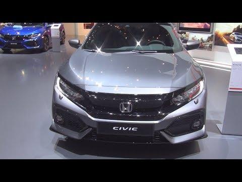 Honda Civic 1.5 VTEC Sport Plus (2017) Exterior and Interior