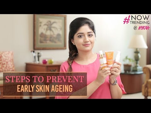 Tips to Prevent Early Skin Ageing | Corallista