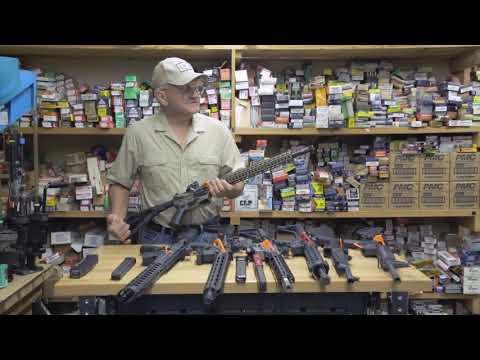 Review of 6 PCC Rifles - Part 1 Shop Talk