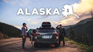 homepage tile video photo for ALASKA: PART ONE