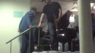 Jazz Foundation of America Jam Session Brian Rose, piano Saadi Zain, Bass