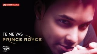 Video Te Me Vas Prince Royce