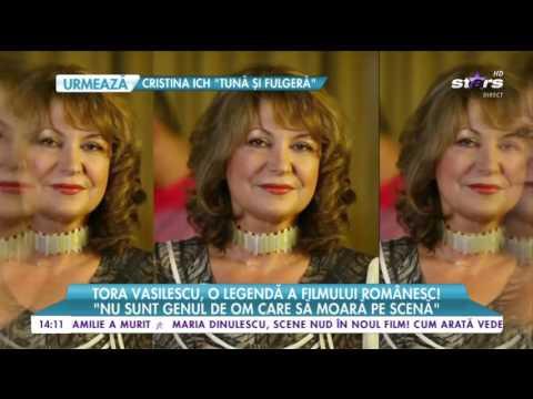 Tora Vasilescu, o legendă a filmului românesc! Care este cel mai mare regret al actriței?