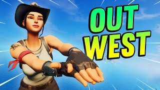 """Fortnite Montage - """"OUT WEST"""" (Travis Scott & Young Thug)"""