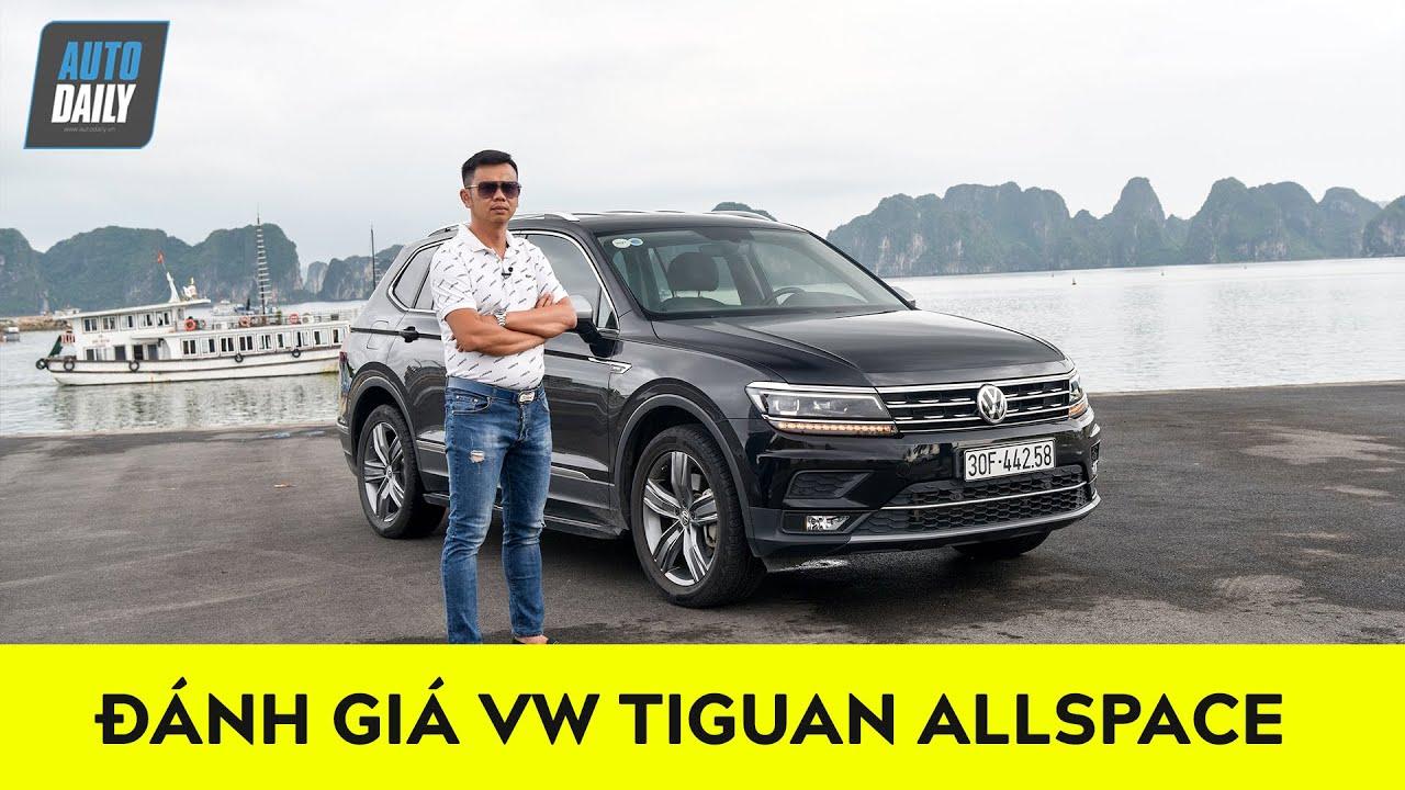 đanh Gia Volkswagen Tiguan Allspace Xe đức Ngon Nhất Phan Khuc Youtube