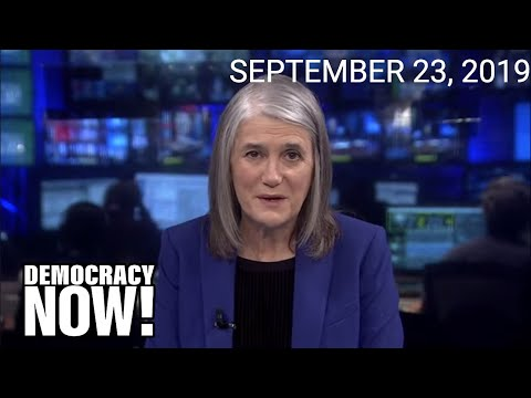 Top U.S. & World Headlines — September 23, 2019