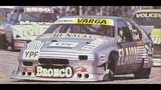 TC 2000 1992 (HD) G.Roca, Las Parejas, Mendoza, Rio IV, Parana, Bahia B, Rafaela, Bs As, Cabalén
