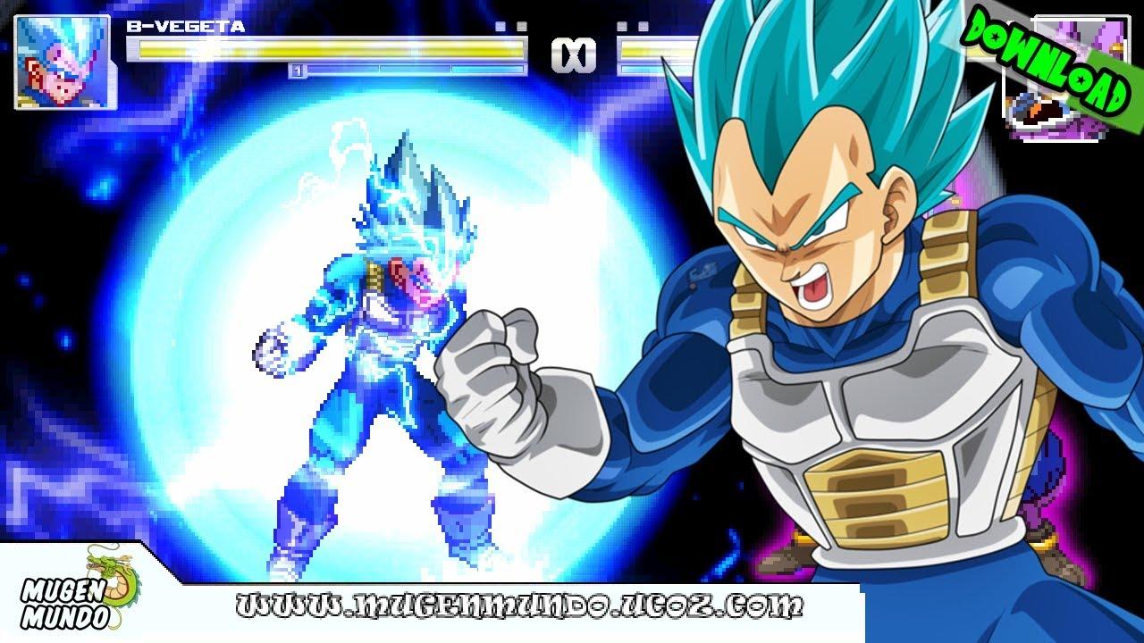 Goku ultra instinct extreme by sustina (download) #mugen.