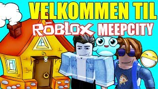 MY OWN PET AND HOUSE-WELCOME TO MEEP CITY-ENGLISH ROBLOX-[#1]