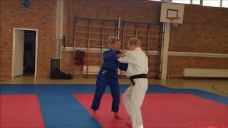 clinic judo Jennifer Wichers