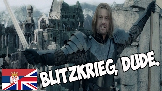BFME2: Edain Mod - The Ring Wars - Blitzkrieg
