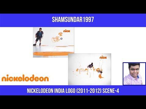 Nickelodeon India Logo (2011-2012) Scene-5