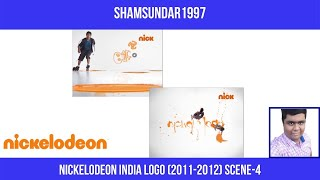 Nickelodeon India Logo (2011-2012) Scene-5