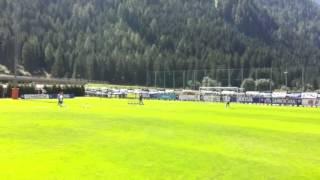 Video Fiorentinanews.com Punizione gol Jovetic Moena