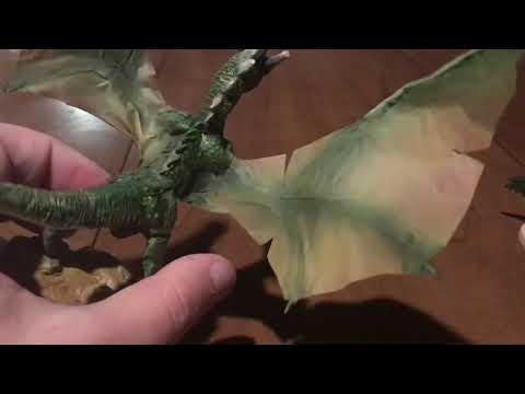 Custom Miniatures 2 (Green Wyvern)