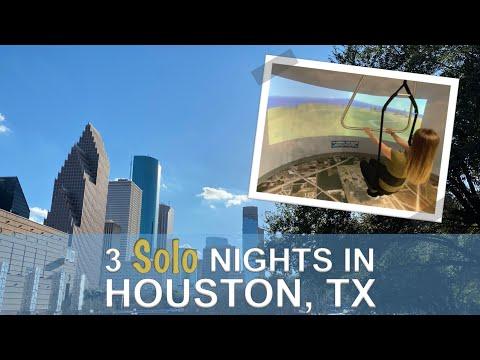 Solo Trip to Houston During COVID in 2021   20 Things to Do, See, and Eat in Houston, Texas