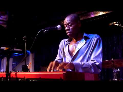 Roachford - Kathleen / Over My Shoulder / Lay Your Love On Me- Jazz Cafe, London - October 2013