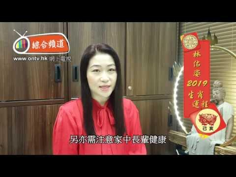 林佑姿師傅 2019年十二生肖運程 (肖豬)