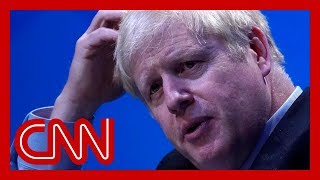 Boris Johnson ducks questions about police call at his home