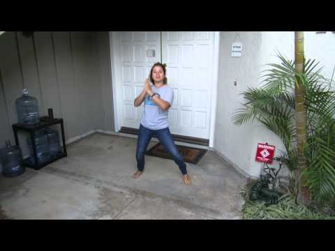 Waka Waka Dance Tutorial - 2nd grade Talent Show Routine
