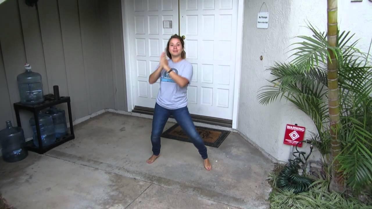 Waka waka (dance tutorial by filipino kids best dance steps.