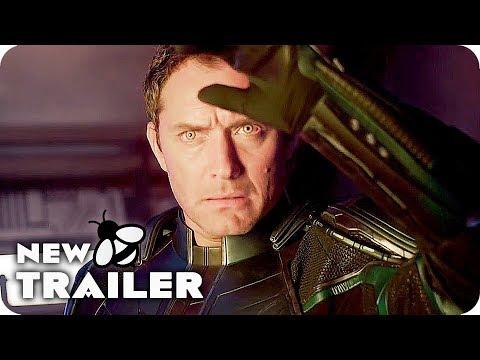 CAPTAIN MARVEL Play Spot & Trailer (2019) Marvel Movie