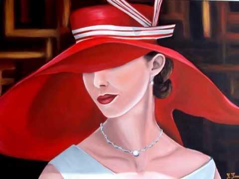 """""""La donna col cappello rosso"""" - YouTube"""