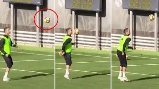 Cristiano Ronaldo ● The Most Amazing Goals In Training ► Luckily They Were Recorded !