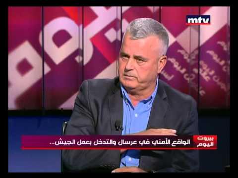 Beirut El Yaoum - George Nader - 23/10/2015