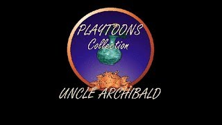Playtoons 1 Uncle Archibald - Video Game Trailer. (ENG, 1994) PC Windows3.x