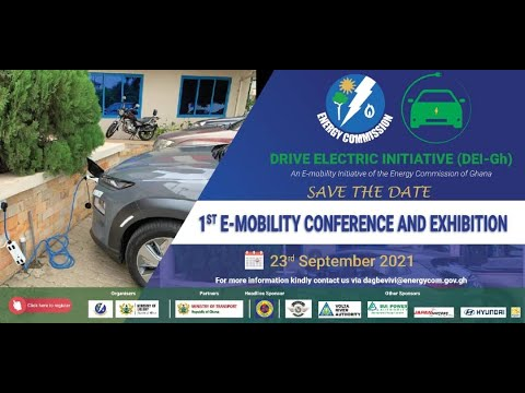 1st E-Mobility Conference and Exhibition