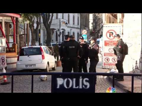 Istanbul Tourist Area Hit By Suicide Bomber
