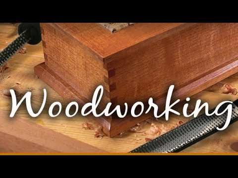 Episode 1 Wood The Apprenticeship: Woodworking Techniques and Tips