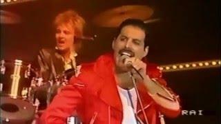 Queen - Sanremo 1984
