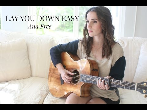 Lay You Down Easy - Magic! ft. Sean Paul (Ana Free cover)