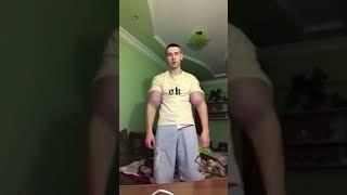 Новое видео Кирилла Терёшина  24.12.2017 синтол добрался до его мозгов!