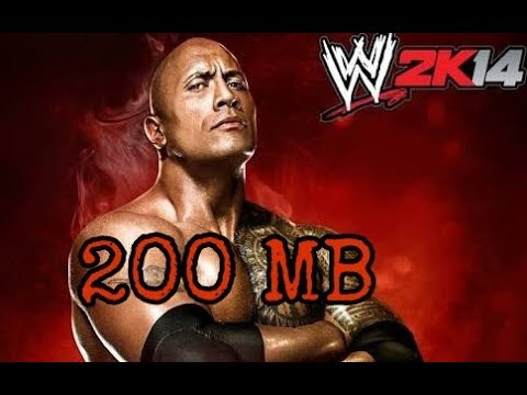 WWE 2K14 HIGHLY COMPRESS/ DOWNLODE AND INSTALL/PPSSPP GAME